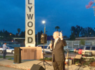 City lights up Hollywood Gateway Sign