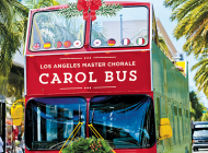 L.A. Master Chorale rolls out 'Carol Bus'