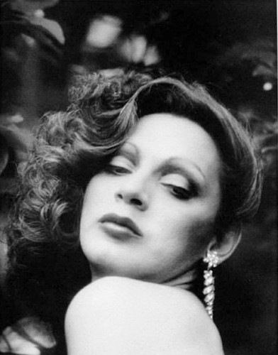 Cabaret performer Holly Woodlawn donated $25,000 to LGBT youth. (Photo courtesy of Los Angeles LGBT Center)