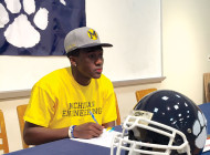Michigan Wolverines 'out on a limb' with Loyola standout