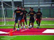Fairfax High School's soccer team goes for new glory
