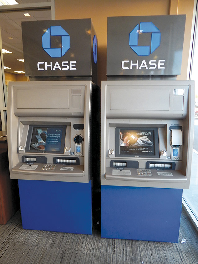 Thieves 'skim' information at bank ATMs - Park Labrea News