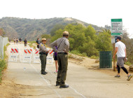 Hiking halted for four months at Runyon Canyon