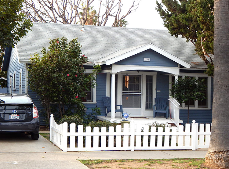 Weho Council Blocks Demolition Of Craftsman Homes Park