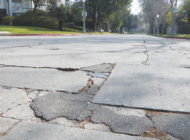 Mayor's proposed budget includes concrete plans for Hancock Park street repair