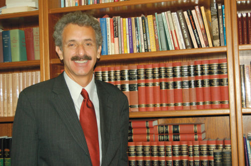 Los Angeles City Attorney Mike Feuer began his politcal career as the City Councilman for the 5th District from 1995-2001. (photo by Edwin Folven)