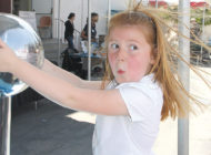 Carthay School science fair is hair-raising fun