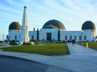 Griffith Observatory: It's with the stars