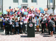 Leaders praise DOJ lawsuit, CA's moves for trans rights
