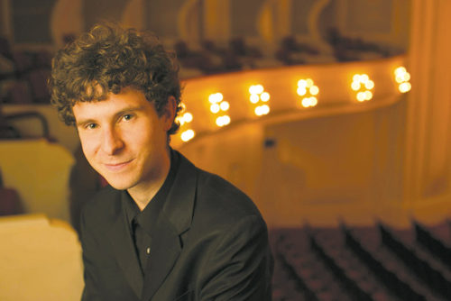 (The Los Angeles Chamber Orchestra spotlights composer Matthew Aucoin during concerts on May 14 and 15.)