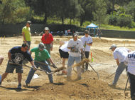 Loyola HighSchool gives back during day of service