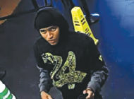 Suspect sought in Olympic Division robberies