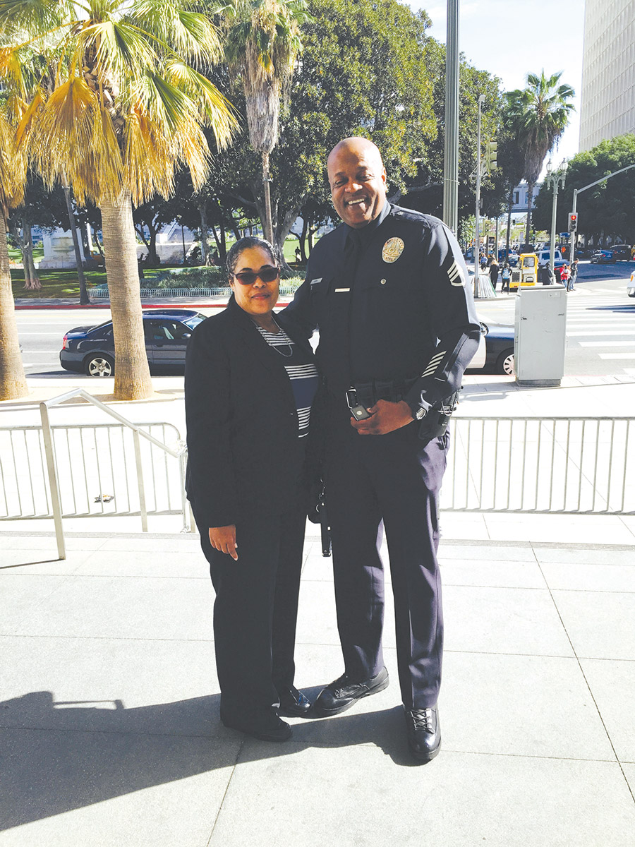 Lapd Uniform Regulations