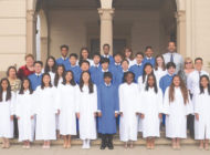 Cathedral Chapel school  congratulates graduates