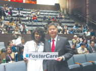 Lieu observes Foster Youth Shadow Day