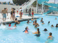 Hollywood pool opens for summer swimming