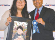 Student's artwork selected for display in U.S. Capitol