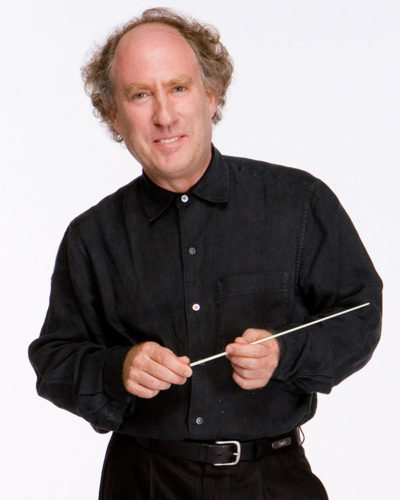 LACO's music director Jeffrey Kahane (photo by Michael Burke)