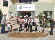 Kids and parents don hard hats at Stratford school open house