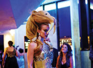 Science and style unite at 'Ice Age Hair Ball'