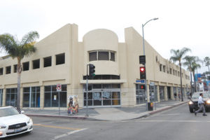 CVS Pharmacy plans to move into a long-vacant building at 7500 Melrose Avenue later this year. (photo by Edwin Folven)