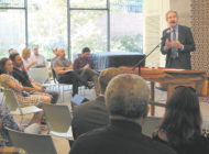 Feuer outlines initiatives at Hollywood town hall