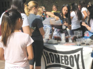 Immaculate Heart students host summer school Justice Fair