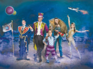 Ringling Bros. blasts off with interstellar new show