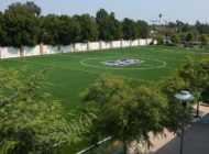 Mustangs score a big win with new  pool, field at Marlborough School