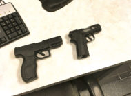 Suspect allegedly used fake gun in robbery