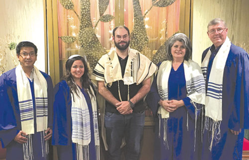 (photo courtesy of Stuart Noah/Temple Beth Zion)