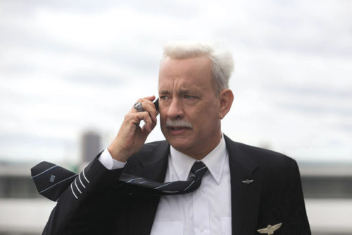 """Tom Hanks stars as Capt. Chesley Sullenberger in """"Sully,"""" a film about the 2009 emergency landing of a U.S. Airways passenger jet in the Hudson River. (photo courtesy of Warner Bros. Pictures)"""