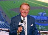 Batter up for Vin Scully's final series