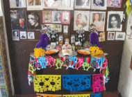 Celebrate Dia de los Muertos at Antonio's on Melrose