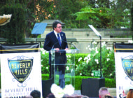 Beverly Hills mayor touts small government