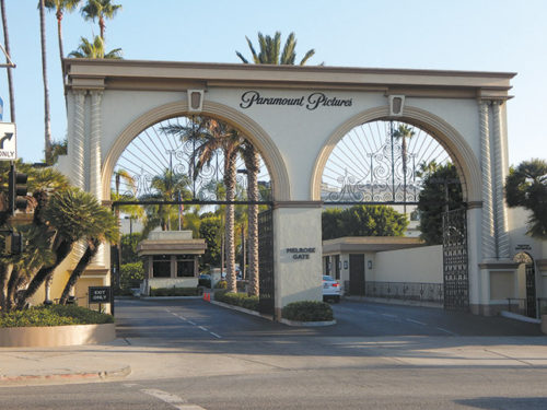 Paramount will proceed with a plan to upgrade its studio lot after the city council approved a 25-year master plan. (photo by Edwin Folven)