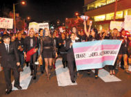 November is Transgender awareness month in WeHo