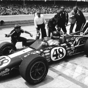 Petersen Automotive Museum honors Dan Gurney