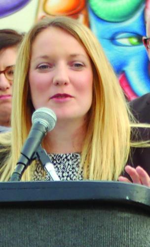 Lindsey Horvath