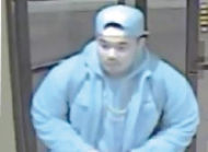 Suspect wanted for two robberies at same hotel