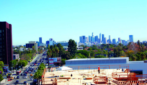 A new year and new proposed developments could change Los Angeles' skyline, and lawmakers are working to address public perception that corruption occurs during the approval process. (photos by Gregory Cornfield)