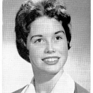 Moore graduated from Immaculate Heart High School in 1955. (photo courtesy of Callie Webb/Immaculate Heart High School)