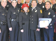 Community shines a spotlight on first responders in the Wilshire area