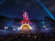 Hollywood Bowl recognized as  leading outdoor music venue