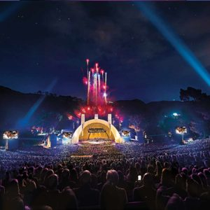 Los Angeles Philharmonic, Hollywood Bowl
