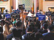 L.A. City Council discusses divestiture from Wells Fargo