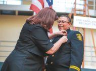 New female LAFD  battalion chief is a pioneer