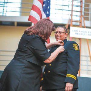 New female LAFD battalion chief is a pioneer - Park Labrea News