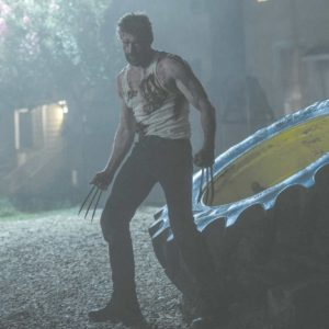 "Hugh Jackman returns as Wolverine in ""Logan,"" marking what he has said will be his last appearance in the series. (photo courtesy of 20th Century Fox)"