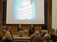 Wilshire temple hosted 'Born Survivors' event